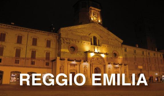 Reggio Emilia, Città del Tricolore tra antico e moderno