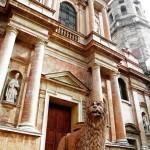 San Prospero - Facciata