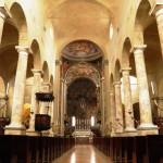 San Prospero - Navata Centrale