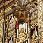 San Prospero - Organo e Lampada