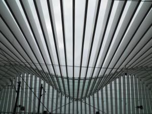 calatrava stazione alta velocità reggio emilia mediopadana