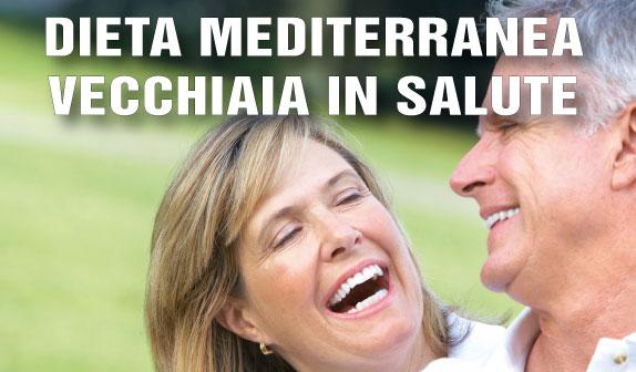 Dieta Mediterranea, Vecchiaia in Salute