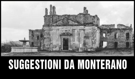 Suggestioni da Monterano il borgo fantasma