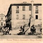 Monterotondo - Fontana dei Leoni