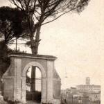 Monterotondo - Ingresso Catacombe Santa Restituta