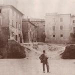 Monterotondo - Piazza del Duomo - fine 800