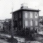 Monterotondo - Villa Frontoni con campanile S Hilario