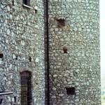 Moricone - Castrum - particolare