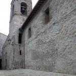 Moricone - il Borgo - Chiesa Vecchia