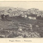 Poggio Mirteto - Panorama