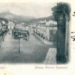 Poggio Mirteto - Piazza Martiri della Liberta - 1901