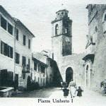 Poggio Mirteto - Piazza del Mercato e Torre Orologio 2