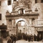 Poggio Mirteto - Porta Farnese - XVI Secolo