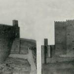 Poggio Mirteto - Ricostruzione Porta Giannetta - Ercole Nardi