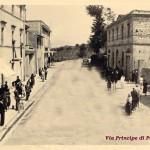 Poggio Mirteto - Via Principe di Piemonte - 1930