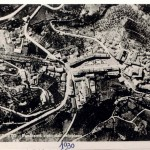 Poggio Mirteto - Vista Aerea - 1930