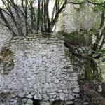 Rocca Baldesca - Mura