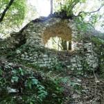 Rocca Baldesca - Mura 2