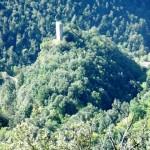 Rocca Baldesca - Vista