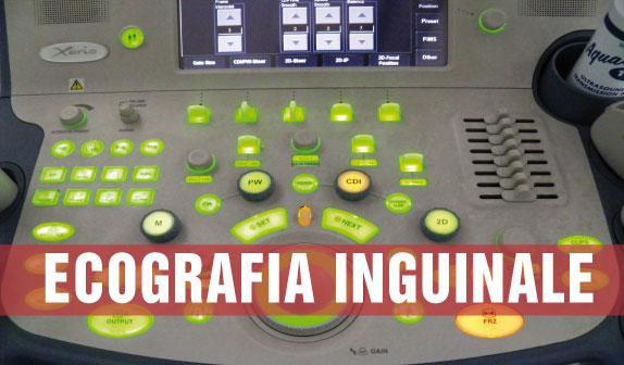 Ernia Inguinale ed Ecografia Inguinale