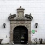 Castello di Ambras - Portale