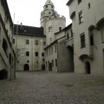 Hall in Tirol - Castello - Cortile