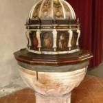 Hall in Tirol - Chiesa di San Nicola - Fonte Battesimale