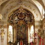 Hall in Tirol - JesuitenKieche - Altare