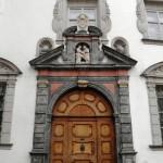 Hall in Tirol - Portone - Convento Gesuiti