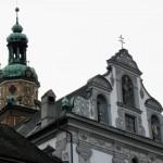 Hall in Tirol - StiftsKirche - 4