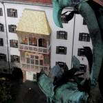 Innsbruck - Goldenes Dachl - 2