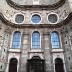 Innsbruck - Chiesa St Jacob