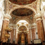 Innsbruck - Chiesa St Jacob - Navata