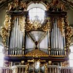 Innsbruck - Chiesa St Jacob - Organo - 2