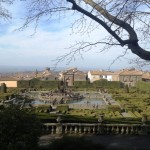 Fontana Peschiere e Giardino all'Italiana
