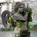 Villa Lante - Bagnaia - Fontana del Pegaso 3