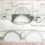 ponte nomentano antico e attuale