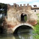 Ponte Nomentano - lato Monte Scacro - Parco Aniele
