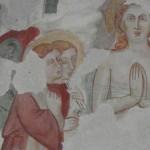 San Pietro - Cappella - Il Battesimo di Cristo
