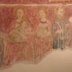 San Pietro ad Muricentrum - Affresco controfacciata
