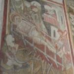 San Pietro ad Muricentrum - Martirio di San Lorenzo