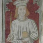 San Pietro - Navata Destra - figura Virile 3