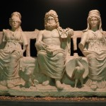 triade capitolina museo archeologico montecelio