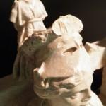 Triade Capitolina - Giunone con la Vittoria