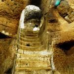 Orte - Acquedotto Etrusco - Pozzo di Cocciopesto