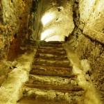 Orte - Acquedotto Etrusco - Scala
