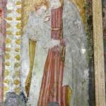 Orte - SS Trinità - Madonna con Bambino