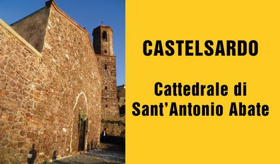 La Cattedrale di Castelsardo