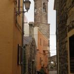 Castelsardo - Vicoli e Campanile
