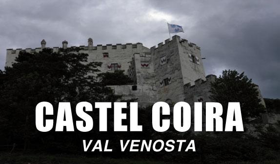 Castel Coira a Sluderno in Val Venosta